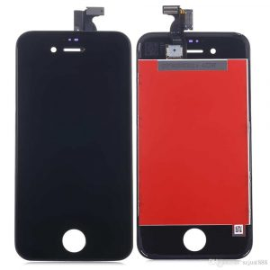 iPhone 4 LCD and Digitizer Touch Screen Assembly (AAA Quality) – Black