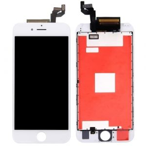 iPhone 6S 4.7″ LCD and Digitizer Touch Screen Assembly (AAA Quality) – White