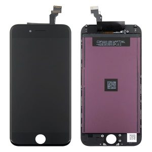 iPhone 6 4.7″ LCD and Digitizer Touch Screen Assembly (AAA Quality) – Black