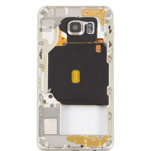 Galaxy S6 Edge Plus (G928I) Mid-Frame Housing – Gold