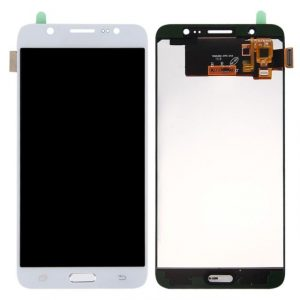 Galaxy J7 2016 J710 Service Pack LCD Display & Touch Replacement White
