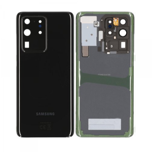 Galaxy S20 ULTRA 5G G988 Back / Battery Cover (Service Pack) Black