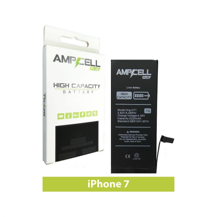 Ampcell Plus Battery for iPhone 7G