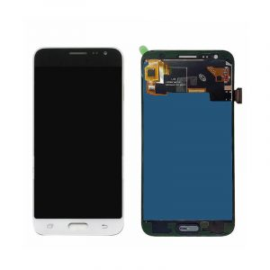 Galaxy J3 2016 (J320) LCD and Digitizer Touch Screen Assembly – White