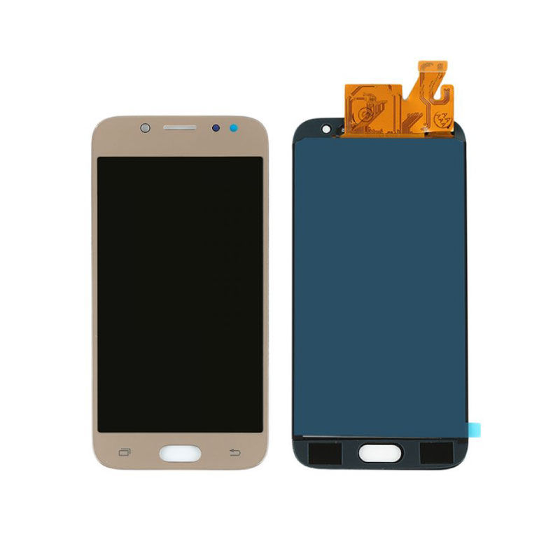 Galaxy J5 Pro J530 OLED Display & Touch Replacement Gold