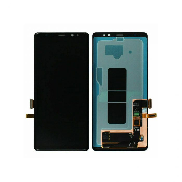 Galaxy Note 9 N960 Service Pack LCD Display & Touch Replacement Purple