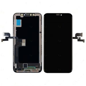 iPhone X LCD Display and Digitizer Touch Replacement (TFT MX High Quality)
