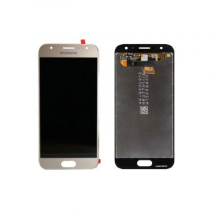 Galaxy J3 2017 J330 Service Pack LCD Display Touch Replacement Gold