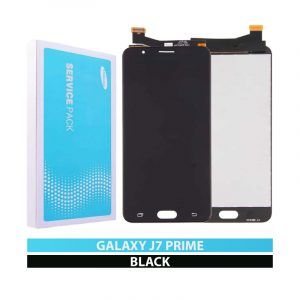 Galaxy J7 Prime G610 LCD Display & Touch Replacement Black