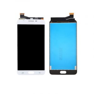 Galaxy J7 Prime G610 LCD Display & Touch Replacement White