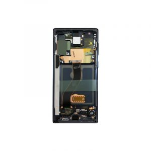 Galaxy Note 10 N970 Service Pack LCD Display & Touch Replacement Black