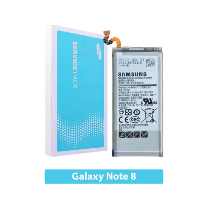 Samsung Note 8 (N950) Service Pack Battery