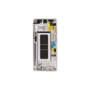 Galaxy Note 8 N950F Service Pack LCD Display & Touch Replacement Gold