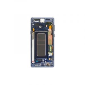 Galaxy Note 9 N960 Service Pack LCD Display & Touch Replacement Blue