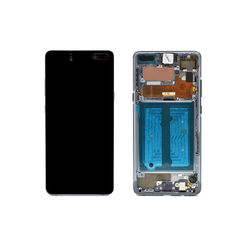 Galaxy S10-5G G977 Service Pack LCD Display & Touch Replacement Black