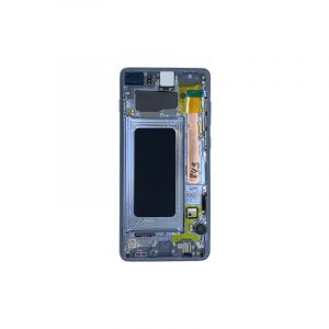 Galaxy S10 Plus G975 Service Pack LCD Display & Touch Replacement Blue
