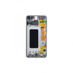 Galaxy S10 Plus G975 Service Pack LCD Display & Touch Replacement Prism White