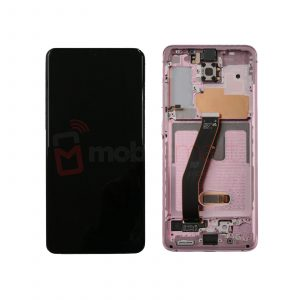 Galaxy S20 G980 / S20 5G G981 Service Pack LCD Display & Touch Replacement Grey
