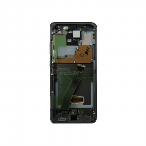 Galaxy S20 Ultra 5G G988 Service Pack LCD Display & Touch Replacement Grey