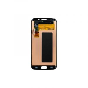 Galaxy S6 Edge G925I Service Pack LCD Display & Touch Replacement Gold