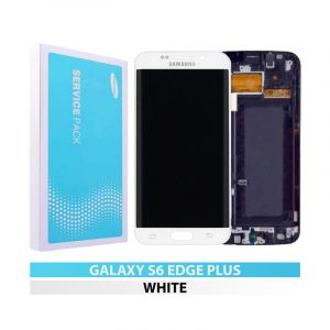 Galaxy S6 Edge Plus G928I Service Pack Display Replacement White