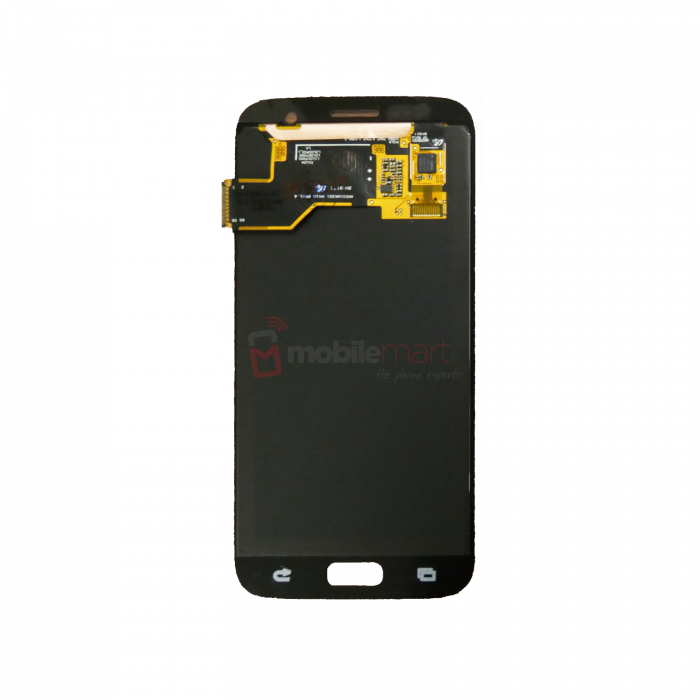 Galaxy S7 (G930F) Service Pack LCD Display & Touch Replacement Black