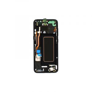 Galaxy S8 (G950F) Service Pack LCD Display and Touch Replacement Black