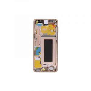 Galaxy S9 G960F Service Pack LCD Display & Touch Replacement Gold