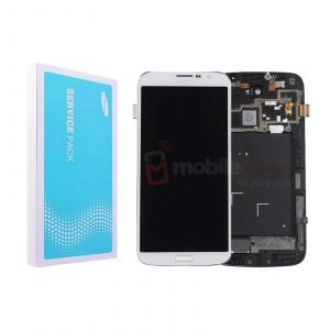 Samsung Galaxy Mega LCD and Digitizer Touch Screen Assembly – White