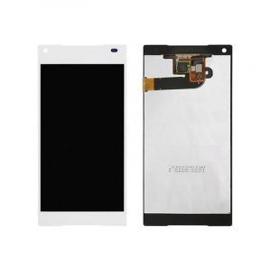 Xperia Z5 Compact LCD and Digitizer Touch Screen Assembly (N/F) – White