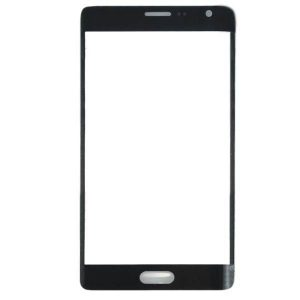 Galaxy Note Edge Front Glass – Black