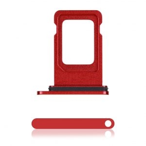 iPhone 11 Sim Tray – Red